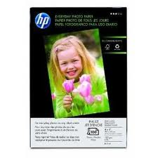 """HP Everyday 4"""" x 6"""" Photo Paper 100 pack"""
