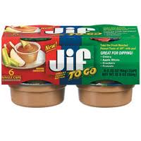 Jif To Go Peanut Butter
