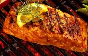Picture of Grilled Salmon