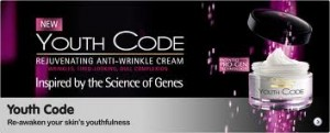 Loreal Youth Code Skin Care