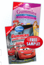 Disney Vitamin Gummies