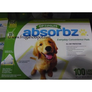 Optima absorbz Dog Puppy Pads