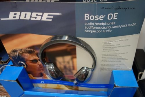 Bose OE On Ear Headphones at Costco | Frugal Hotspot