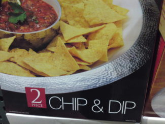 Mullally 2 Piece Chip & Dip Set at Costco | Frugal Hotspot