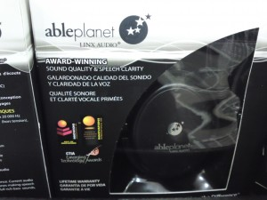 Able Planet Headphones