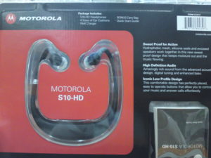 Motorola Bluetooth Headphones S10HD at Costco | Frugal Hotspot