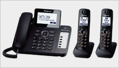 Picture of Panasonic DECT 6.0 Phone System