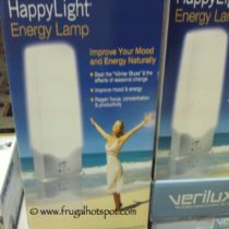 Verilux Happy Light Energy lamp at Costco | Frugal Hotspot