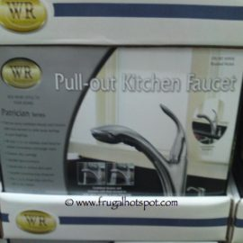 Water Ridge Kitchen Faucet at Costco | Frugal Hotspot
