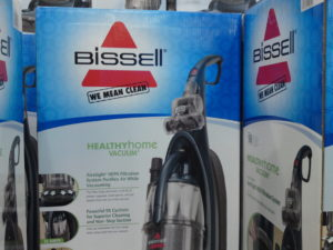 Costco Coupon Book Deal: Bissell Healthy Home Bagless Vacuum $129.99