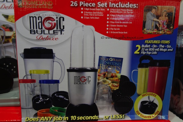 Magic Bullet Blender System Costco
