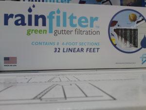 Rainfilter Green Gutter Filtration (32 Linear Feet) at Costco