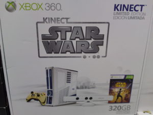 XBOX 360 Star Wars Bundle at Costco