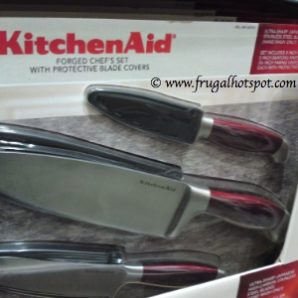 Kitchenaid 3 Piece Stainless Steel Cutlery Set at Costco