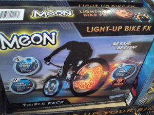 Meon Light-Up Bike FX Triple Pack at costco