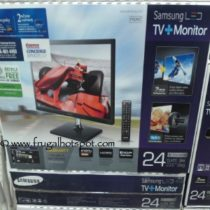 "Samsung 24"" Class 1080p LED LCD HDTV at Costco"