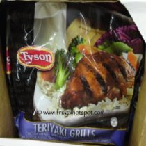 Tyson Teriyaki Grills 3.75 lb Bag at Costco