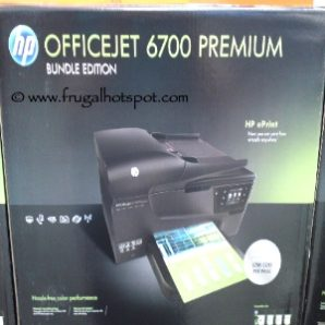 HP Officejet 6700 Premium e-All-in-One Wireless Printer Costco