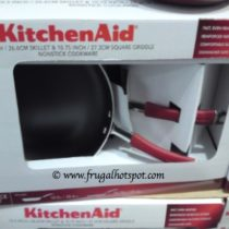 KitchenAid 2 Piece Skillet & Griddle Set at Costco