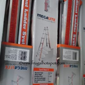 Costco Price Cut: Little Giant Megalite M17 Type 1A Aluminum Multi-Use Ladder $139.99