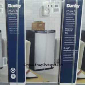Danby 2.1 Cu Ft Compact Fridge (DCRM71BSLDB) Costco
