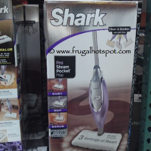 Costco Price Cut Shark Professional Steam Pocket Mop 79
