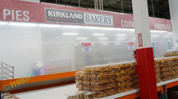 Costco Bakery Closed for Remodeling Covington WA 2021