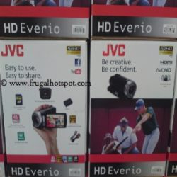 JVC GZ-E200 Full HD Camcorder with 8GB Card & Case Costco