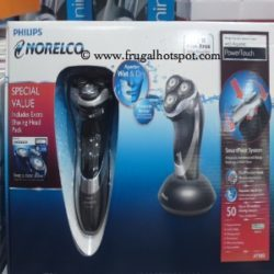 Philips Norelco PowerTouch Shaver with Aquatec Costco
