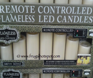 Costco Deal Northern International Flameless Led Candle 7