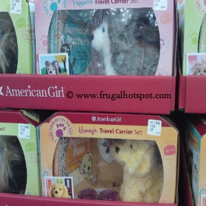 American Girl Pets And Pet Travel Carrier Set COstco