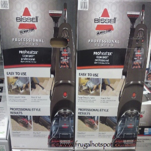 Bissell ProHeat 2x CleanShot Professional Carpet Cleaner | Costco