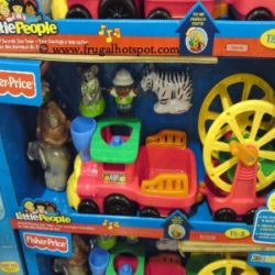 Fisher Price Little People Zoo Talkers Train Set at Costco