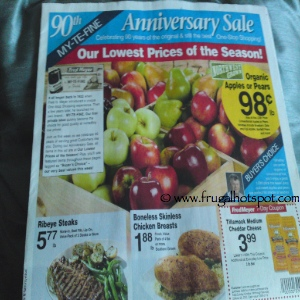 Fred Meyer Weekly Ad Deals October 14 20 2012 90th
