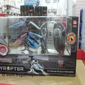 Propel Remoted Control Gyropter 1:48 Scale Indoor Helicopter Costco