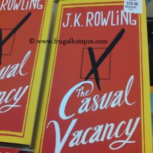 The Casual Vacancyby J.K. Rowling. Costco