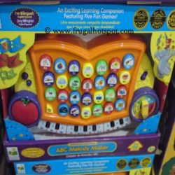 The Learning Journey ABC Melody Maker at Costco