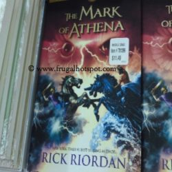 The Mark of Athena by Rick Riordan at Costco