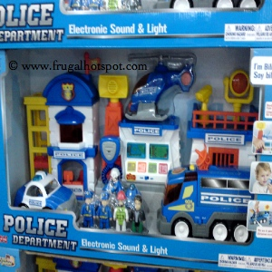Rescue Station Police Department Electronic Sound & Light Costco