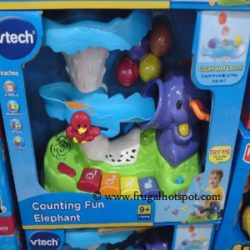 Vtech Electronics Counting Fun Elephant at Costco