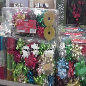 Kirkland Signature Bows & Ribbons  Costco