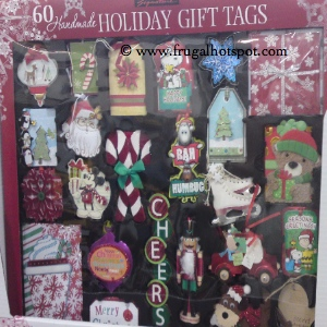 Kirkland Signature Handmade Holiday Gift Tags  Costco