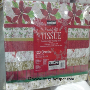 Kirkland Signature Printed Luxury Tissue  Costco
