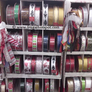 Kirkland Signature Wire Edged Ribbon  Costco