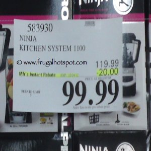 Ninja Kitchen System Costco Price