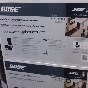 Bose Speaker System at Costco