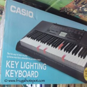 Casio 61 Key Lighting Keyboard at Costco