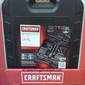 Craftsman 174-Piece Mechanics Tool Set at Costco