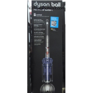 Dyson DC40 Animal Ball Bagless Upright Vacuum Costco
