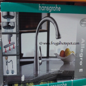 Hansgrohe Frugal Hotspot - Hansgrohe kitchen faucet costco